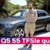 Audi Q5 55 TFSIe quattro   Prueba / review en español   Coches SoyMotor.com