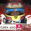 Cuando Alonso ganó en un circuito a medio hacer - GP Corea 2010   Archivo Rosaleny - SoyMotor.com