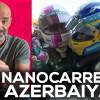 La 'nanocarrera' del GP Azerbaiyán F1 2021 - El Garaje de Lobato   SoyMotor.com