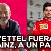 Vettel sale de Ferrari, Carlos Sainz está a un paso   El Garaje de Lobato
