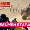 Alonso vuelca, pero sigue en carrera; Sainz, líder con casi 20 minutos | Resumen Etapa 10 Dakar 2020