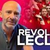 Triunfó la revolución Leclerc, Vettel ha caído - SoyMotor