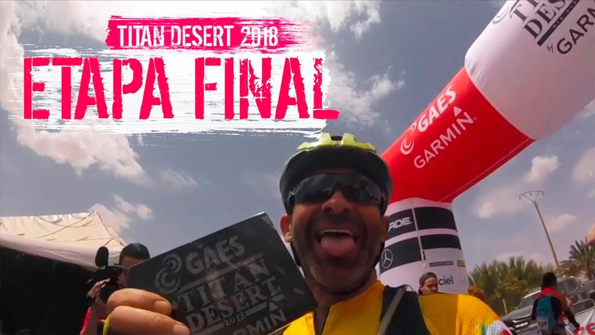 Titan Desert 2018 - Etapa 6