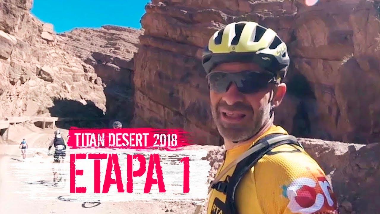 Titan Desert 2018 - Etapa 1