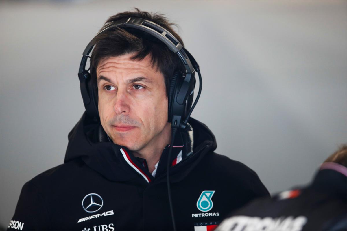 La balanza de Mercedes se inclina hacia la renovación de Wolff - SoyMotor.com