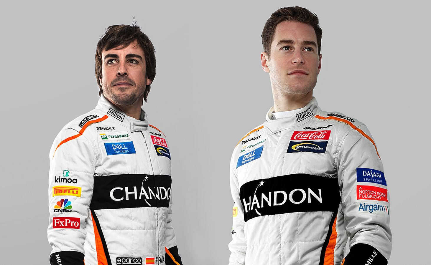 Coca-Cola busca conquistar la F1 con McLaren