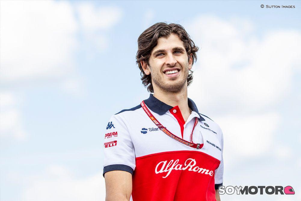 Sauber confirma a Antonio Giovinazzi para Mundial 2019 [Fórmula 1]