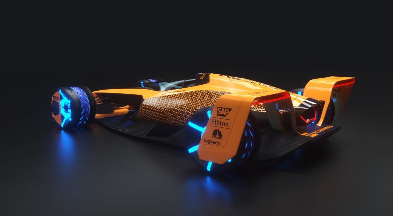 La F1 del futuro - 23/01/2019 - Olé