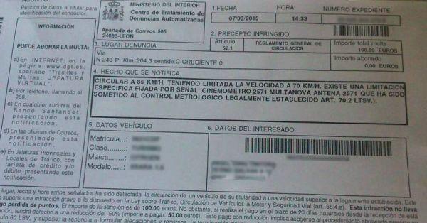 Multa anulada por discriminación: España no funciona 'a la ...