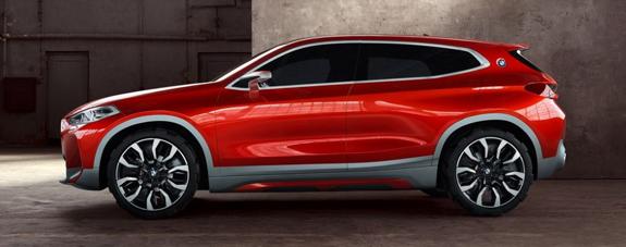 BMW X2 Concept 6