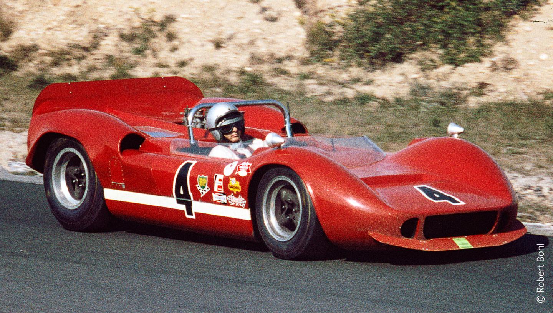 McLaren Elva M1B