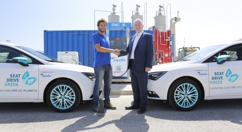 Smart Green Gas de Seat y Aqualia