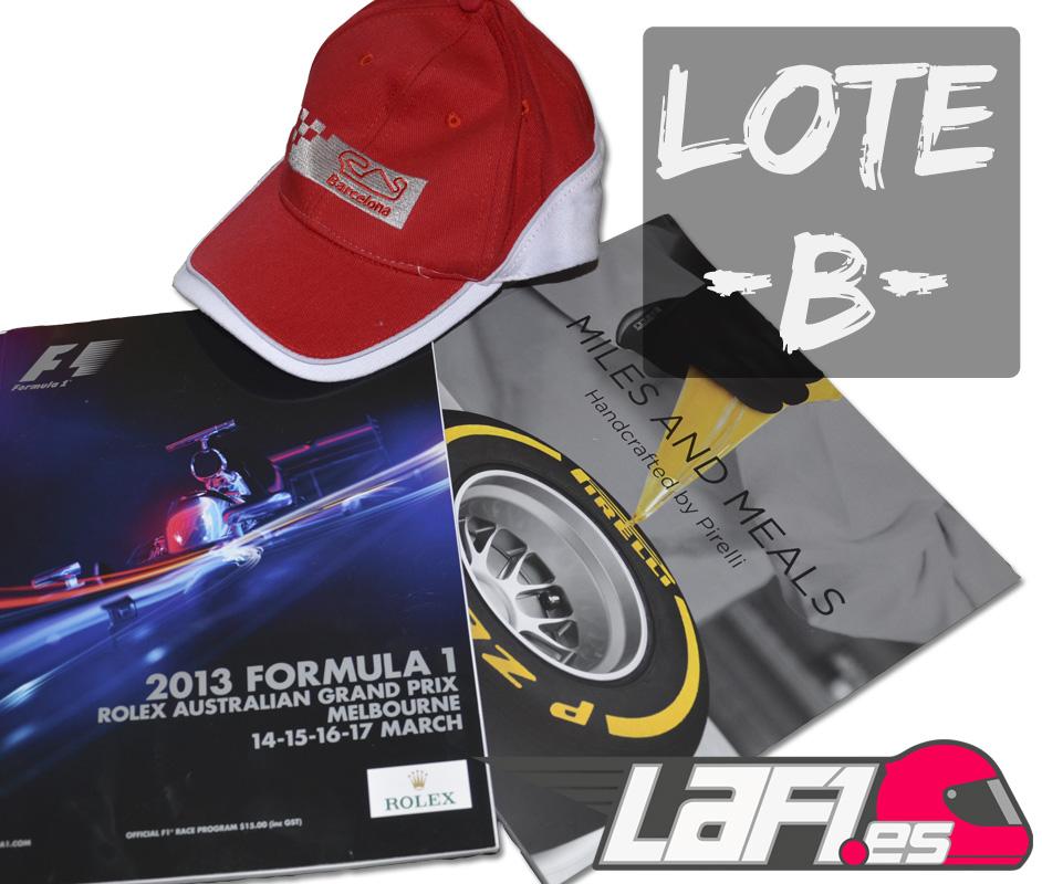 Lote B concurso LAF1.es