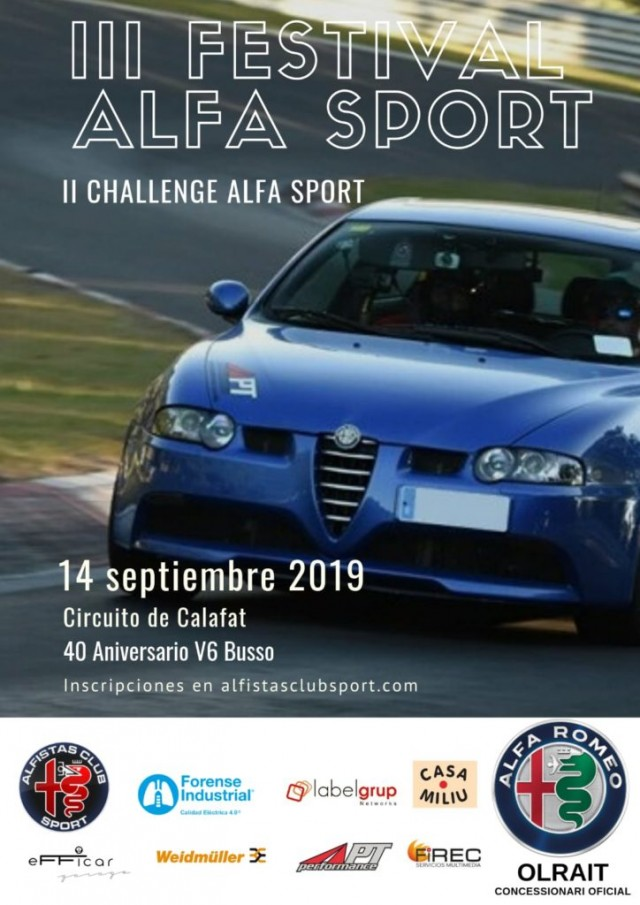 Festival Alfa Sports