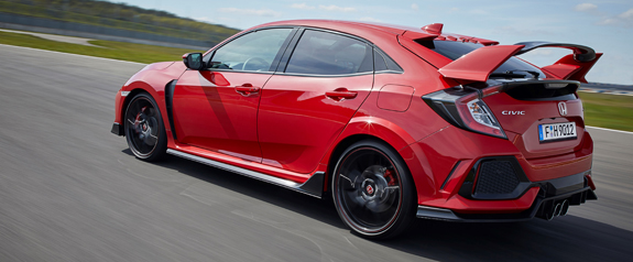 Honda Civic Type R 2018 As 237 Ruge A 233 Kil 243 Metros Por