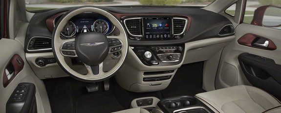 chrysler pacifica 2016 evoluci n del town country. Black Bedroom Furniture Sets. Home Design Ideas