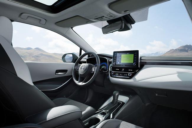 El Toyota Corolla Híbrido Touring Sports debutará en Paris