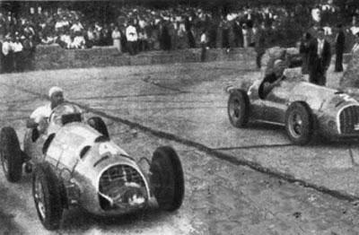 Fangio y Froilán