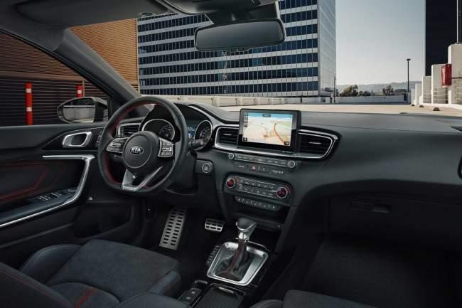 CV para el nuevo Kia Ceed GT
