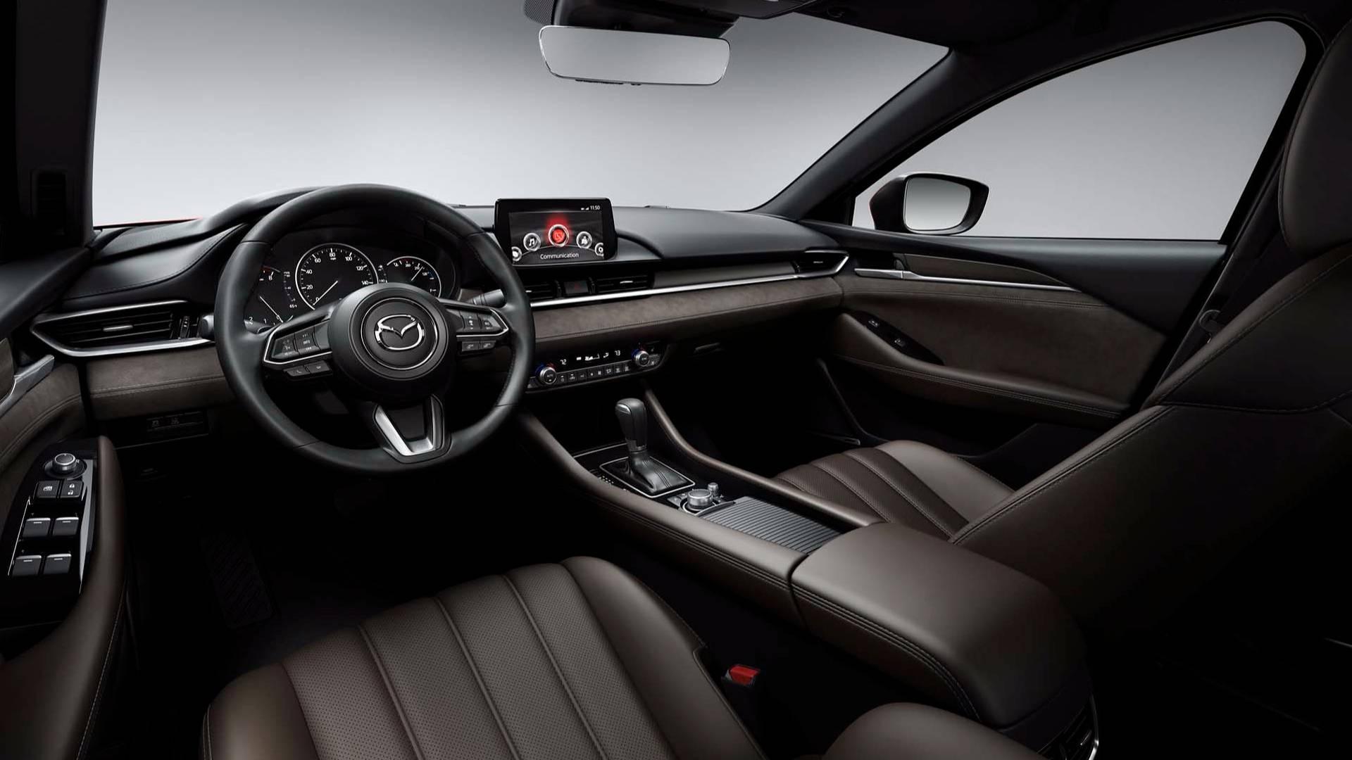 Nuevo Mazda 6 2018 >> Mazda 6 2018: un escalón más hacia el lujo   SoyMotor.com