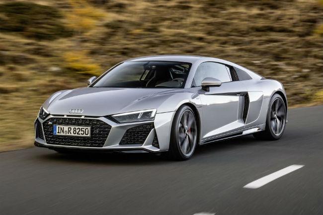 Así es el Audi R8 V10 RWD: Solo con propulsión posterior
