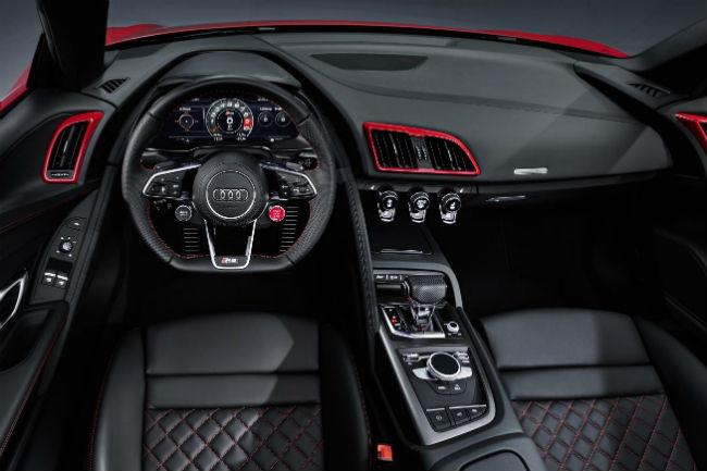 Audi R8 RWD 2020: la versión de propulsión se perpetúa
