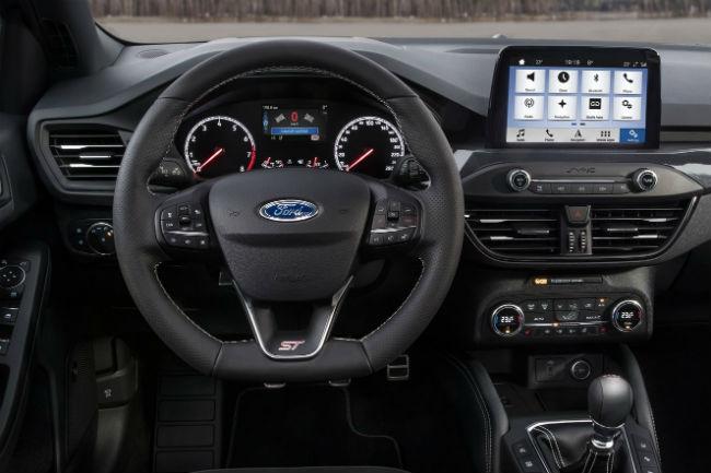 Nuevo Ford Focus ST 2019