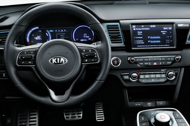 Aquí está el nuevo Kia e-Niro, ahora con especificaciones europeas