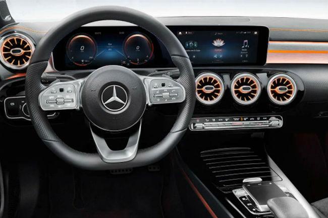 CES Las Vegas 2019: Mercedes-Benz presentó el nuevo CLA
