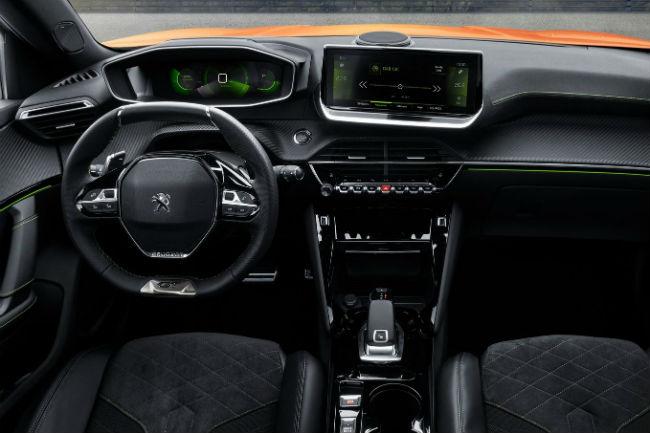 Peugeot 2008 100% eléctrico