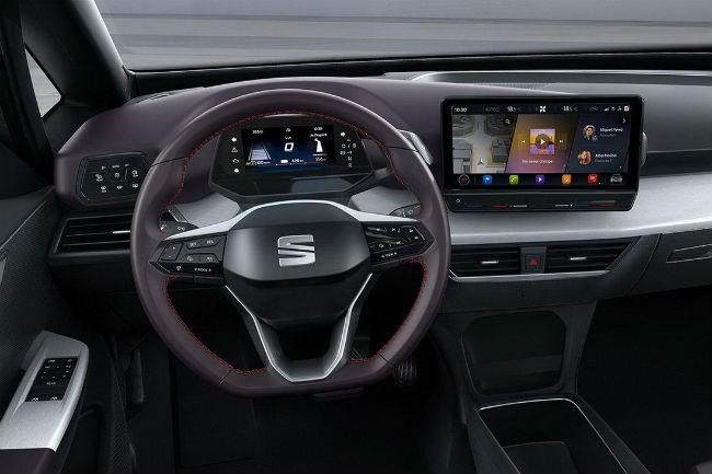 Seat presenta su coche eléctrico: se llamará 'el-Born'