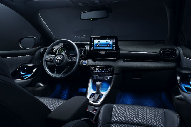 4ª generación del Toyota Yaris — Novedad