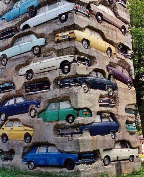 Long term parking