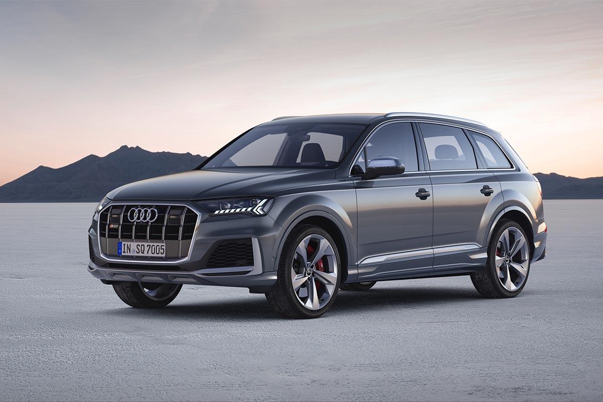 Todos los detalles del Audi SQ7 TDI 2020