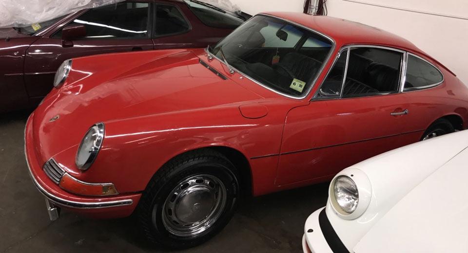 Porsche 911 de 1965