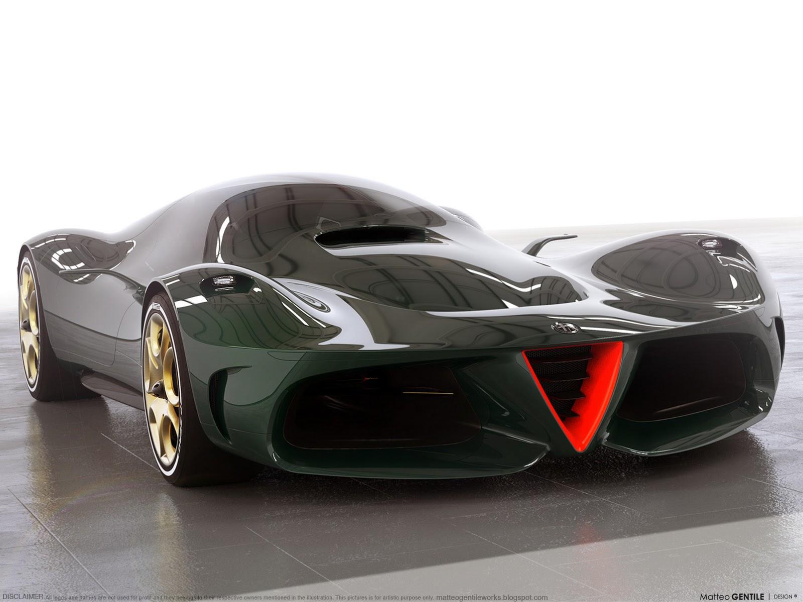 Alfa Romeo GTL Series