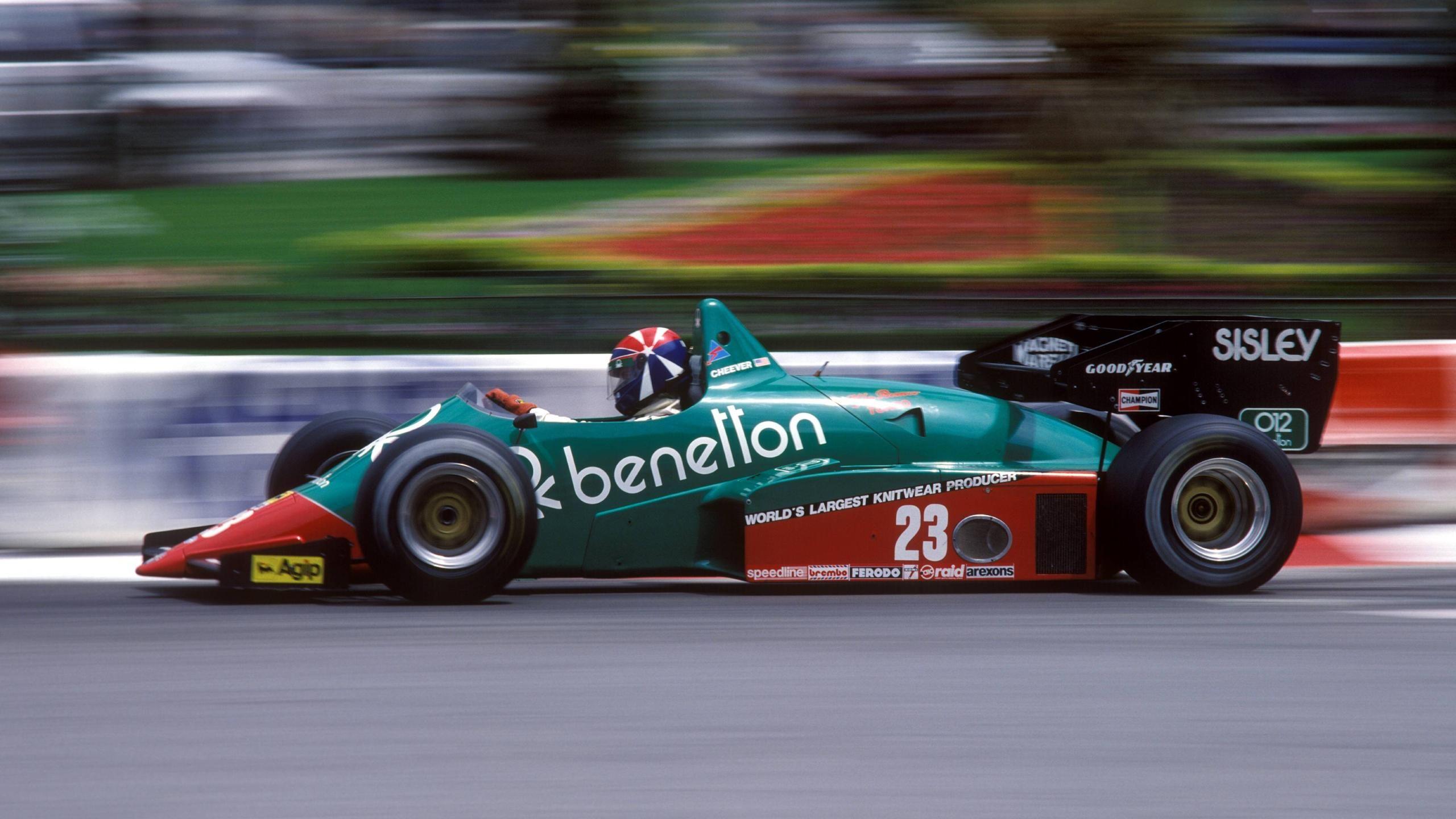 Alfa Romeo 1984