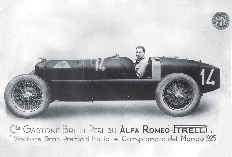 Alfa Romeo, campeona 1925