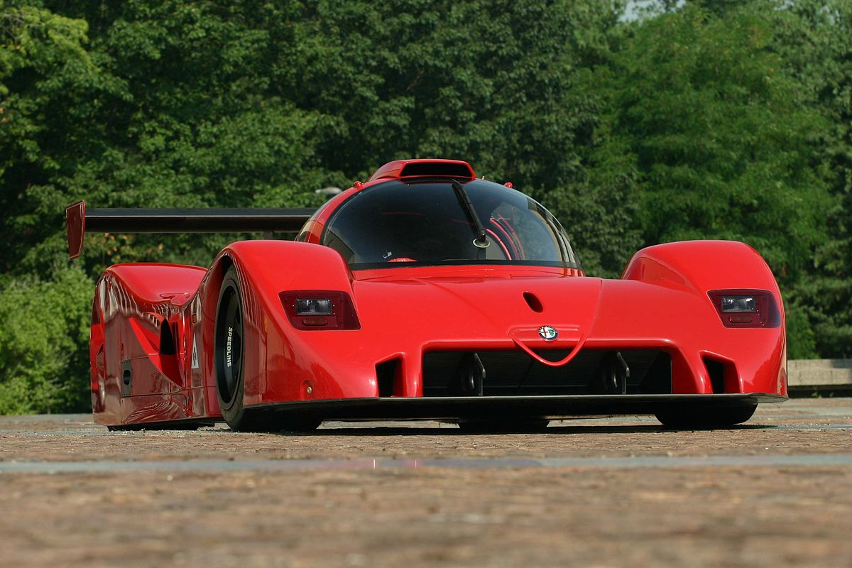 Alfa Romeo SE 0 48