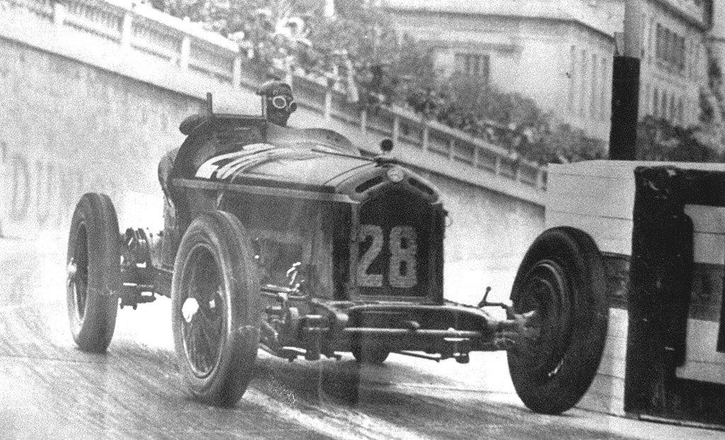 Alfa Romeo - Tazio Nuvolari