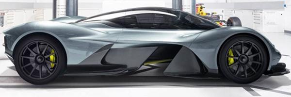 Aston Martin-Red Bull 001 Valkyrie