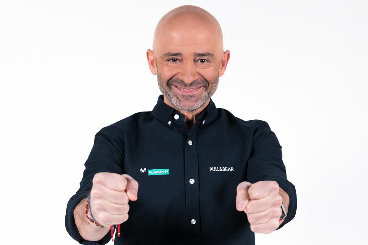 Antonio Lobato ficha por Movistar+ F1 2018