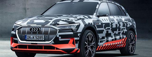 Audi e-tron prototype - Salón Ginebra 2018