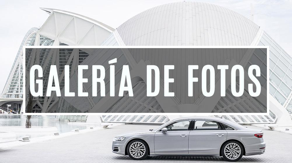 Audi A8 2018: galería de fotos - SoyMotor.com