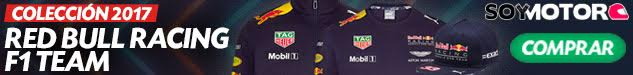 Red Bull Racing - merchandising - Colección 2017