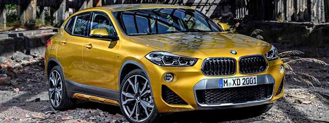 BMW X2 - Salón de Ginebra 2018