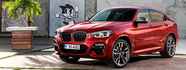 BMW X4 - Salón de Ginebra 2018