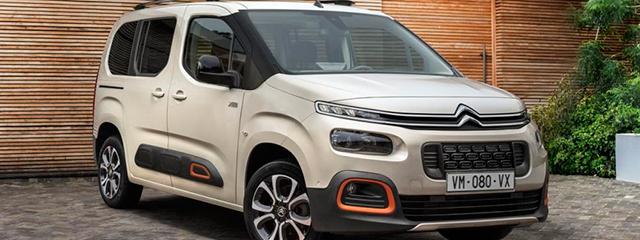 Citroën Berlingo - Salón Ginebra 2018