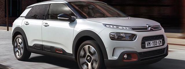Citroën C4 Cactus - Salón Ginebra 2018