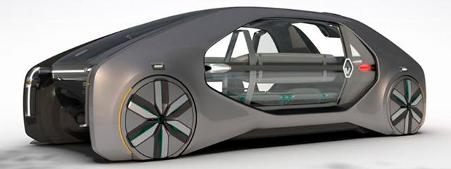 Renault EZ GO Concept - Salón Ginebra 2018